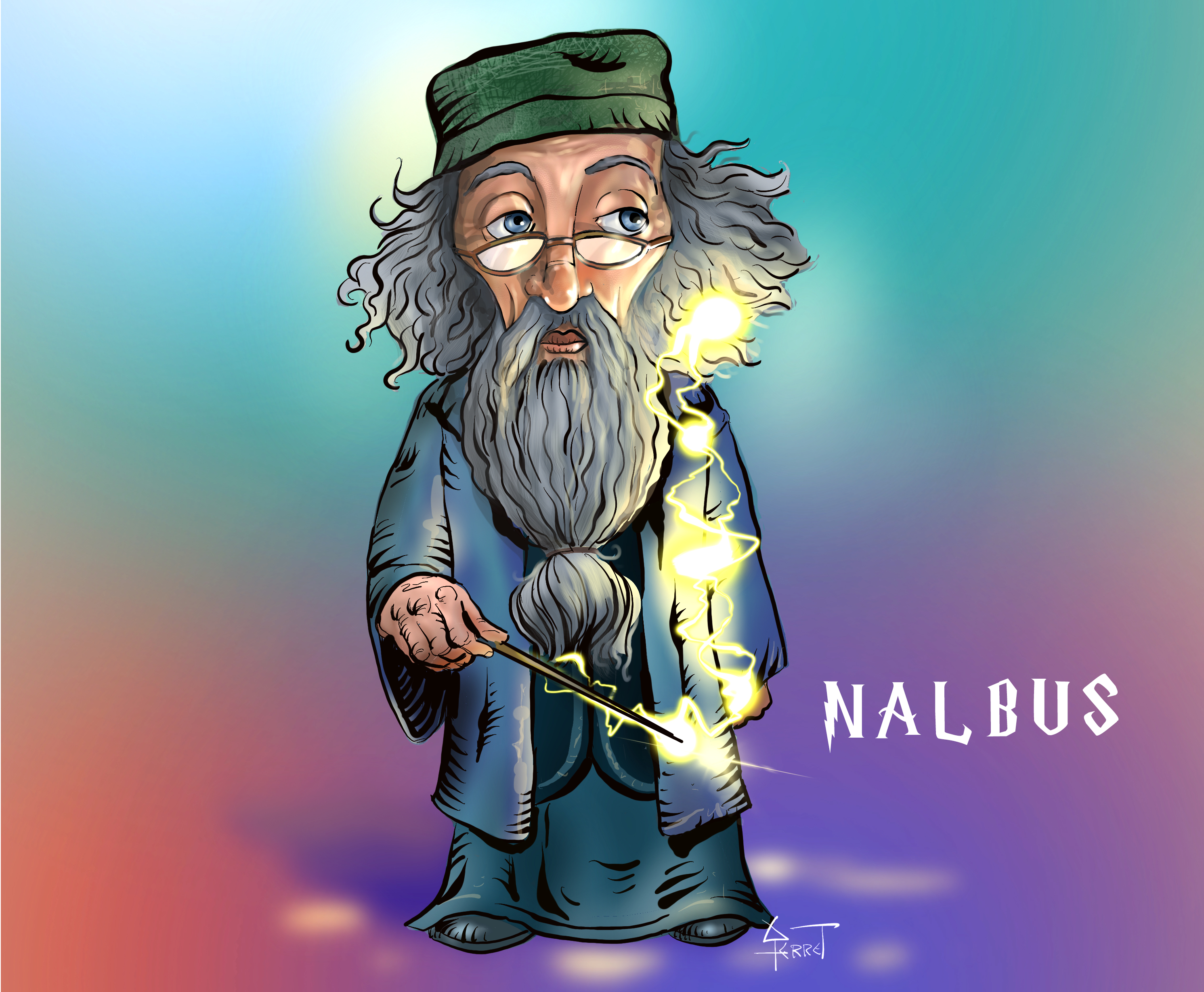 Albus est Nalbus